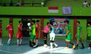 Lomba Futsal Akper Pemkab Purworejo