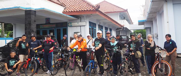 Gowes Sosial AKPER Pemkab Purworejo