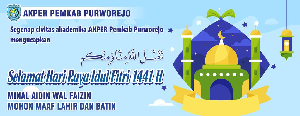 Idul Fitri 1441H